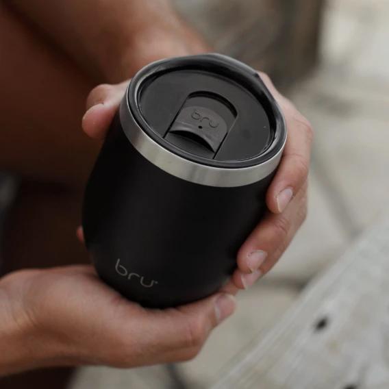Bru Coffee cup, So Pure coffee machine reviews